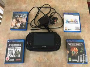 Ps Vita Slim Chipped Quick Sale | Video Game Consoles for sale in Nairobi, Nairobi Central