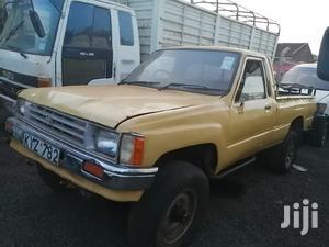 Toyota Hilux 1987 Beige   Cars for sale in Kiambu, Thika
