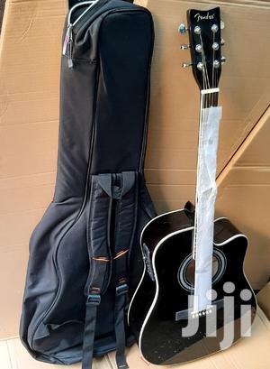 Fender Semi Acoustic Box Guitar   Musical Instruments & Gear for sale in Nairobi, Nairobi Central