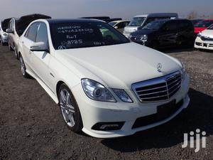 New Mercedes-Benz E63 2013 White | Cars for sale in Mombasa, Mvita