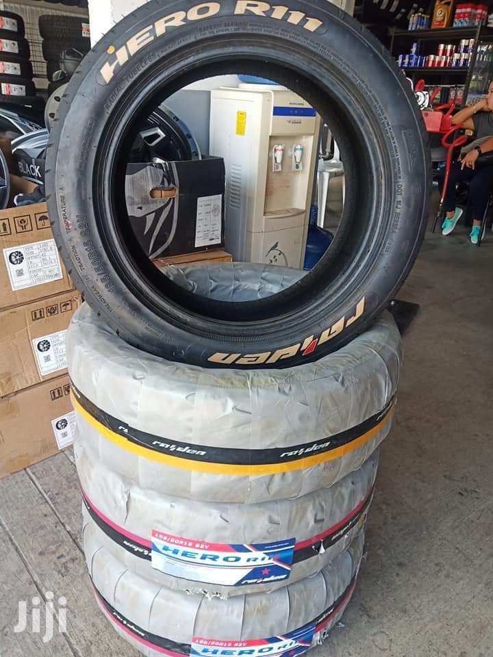 195/50 R15 Hero Tyre