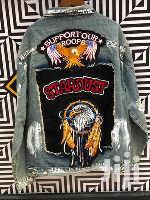 Graffiti Jacket | Clothing for sale in Nairobi, Nairobi Central