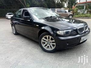 BMW 318i 2002 Black | Cars for sale in Nairobi, Nairobi Central