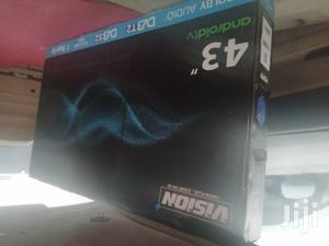 Vision Plus 43 Inches Smart 4k Android Tv | TV & DVD Equipment for sale in Nairobi, Nairobi Central