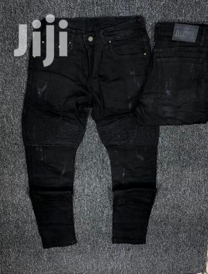 Designer Black Hard Jeans | Clothing for sale in Nairobi, Nairobi Central