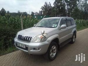 Toyota Land Cruiser Prado 2007 Silver | Cars for sale in Nairobi, Karen