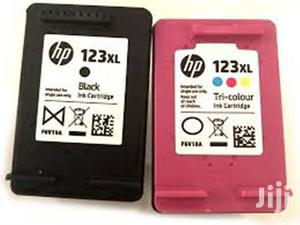 HP Catridges-123 Tri-color Original Ink Cartridge   Accessories & Supplies for Electronics for sale in Nairobi, Nairobi Central