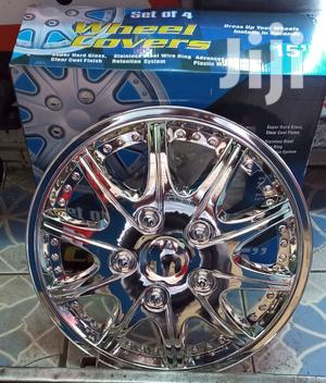 New Size 15 Wheel Covers, Free Delivery Within Nairobi Town.   Vehicle Parts & Accessories for sale in Nairobi, Nairobi Central