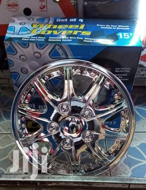 """Brand New Size 15"""" Wheel Covers,   Vehicle Parts & Accessories for sale in Nairobi, Nairobi Central"""