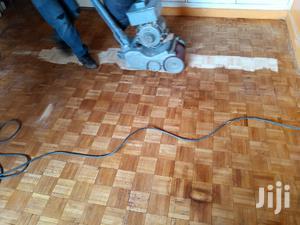 Best/Dustless Wooden Floor Sanding And Polishing Services.. | Other Services for sale in Nairobi, Karen