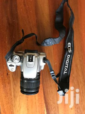 Canon Digital Camera and Extra Professional Lens 300mm For | Photo & Video Cameras for sale in Nairobi, Kahawa West