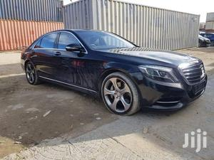 Mercedes-Benz S Class 2014 Black   Cars for sale in Nairobi, Nairobi Central