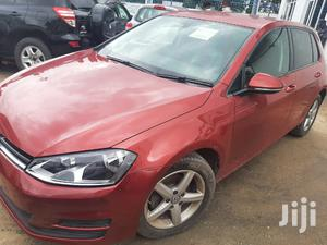 Volkswagen Golf 2013 Red | Cars for sale in Mvita, Majengo