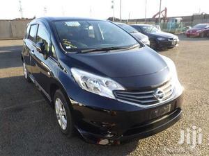 Nissan Note 2014 Black   Cars for sale in Mvita, Majengo