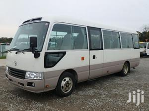 Toyota Coaster 2013 White   Buses & Microbuses for sale in Nairobi, Parklands/Highridge