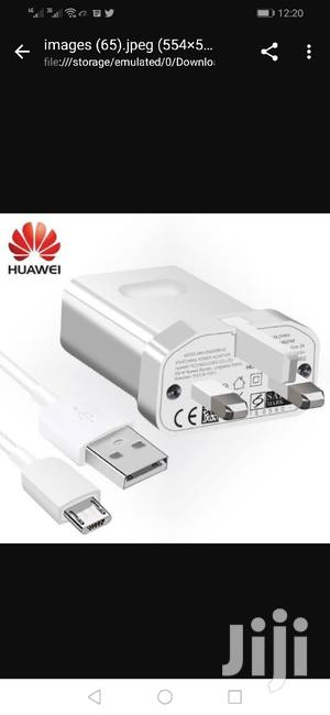 Huawei Fast Charger Type C New   Accessories for Mobile Phones & Tablets for sale in Nairobi, Nairobi Central