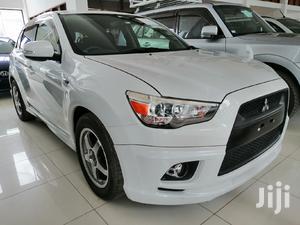 Mitsubishi RVR 2013 White | Cars for sale in Mombasa, Mvita