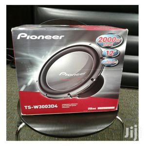 Loud Powerful Pioneer TS-W3003D4 Champion Series Pro Sub Woofer   Audio & Music Equipment for sale in Nairobi, Nairobi Central