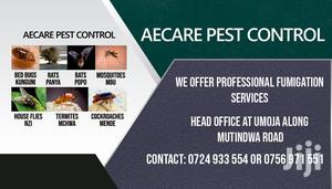 Pest Control Services at Aecare   Cleaning Services for sale in Umoja, Umoja I