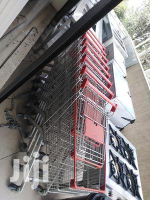 Supermarkets Shopping Trolley-Medium Size   Store Equipment for sale in Nairobi, Nairobi Central