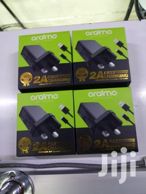 Oraimo Fast Charger Black | Accessories for Mobile Phones & Tablets for sale in Nairobi, Nairobi Central