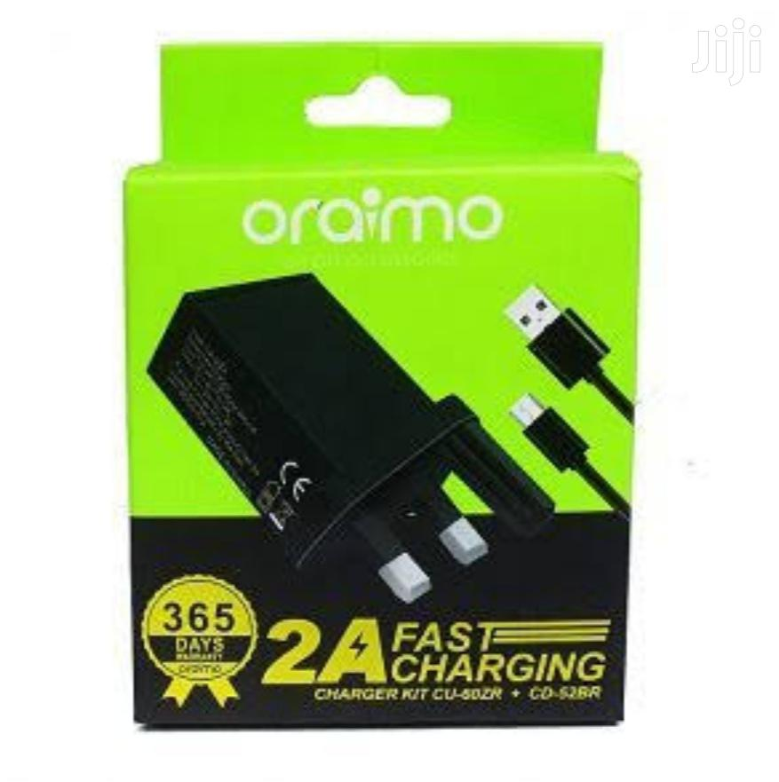 Archive: Oraimo Fast Charger