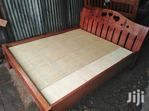 Mahogany Beds 5 *6   Furniture for sale in Nairobi, Nairobi Central