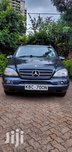 Mercedes-Benz M Class 2000 Black   Cars for sale in Nairobi, Kileleshwa