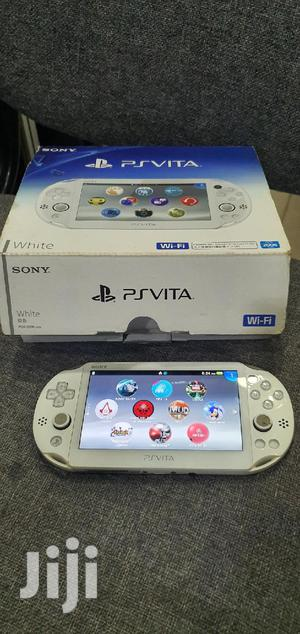 Ps Vita Slim Chipped With 10games Free | Video Game Consoles for sale in Nairobi, Nairobi Central