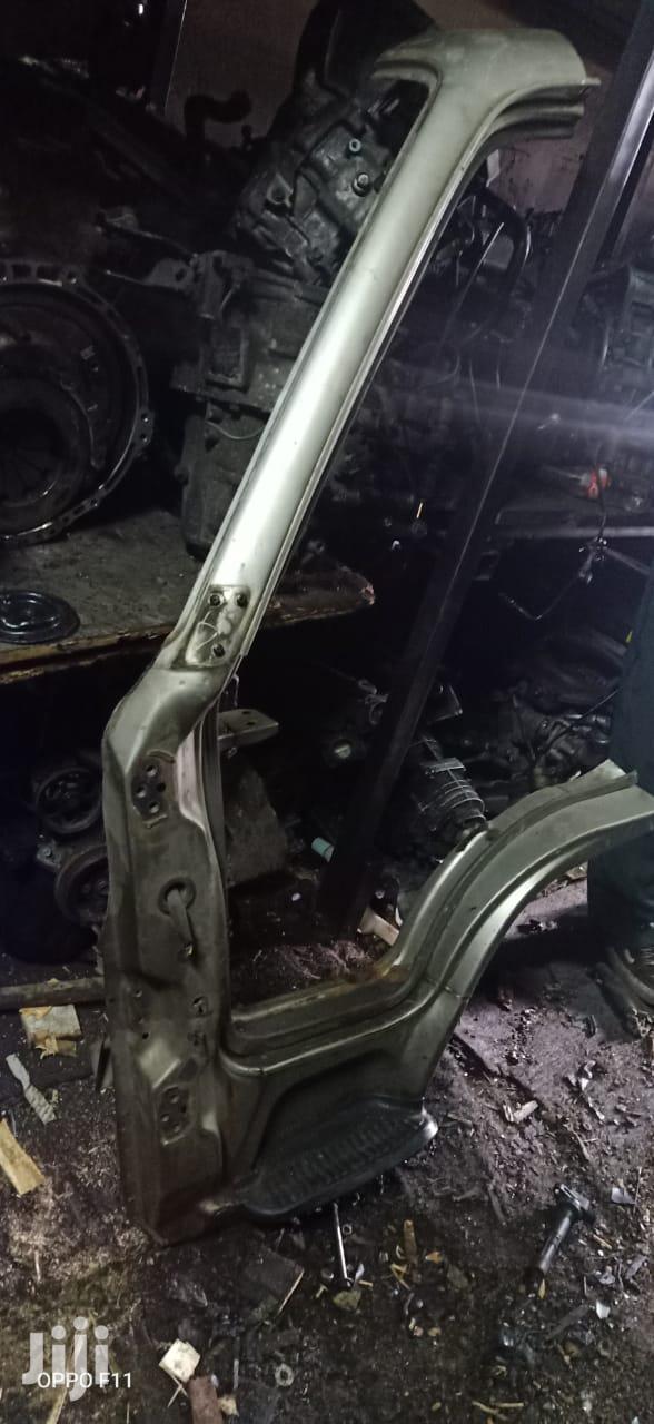 Archive: Pillar Nissan Matatu Qd