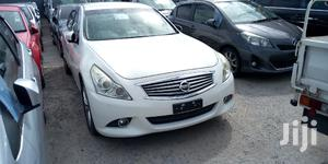Nissan Skyline 2013 White | Cars for sale in Mombasa, Mvita