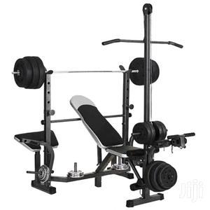 Gym Pulley Weight Bench Weight Bench Gx-2 | Sports Equipment for sale in Nairobi, Nairobi Central