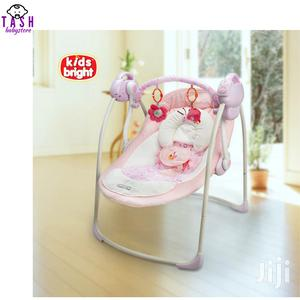 Kids Bright Electric Baby Swing Chair Musical Baby Bouncer | Children's Gear & Safety for sale in Nairobi, Westlands
