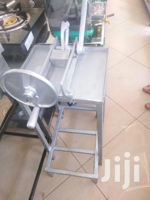 Crisps And Bhajia Cutter Metallic   Restaurant & Catering Equipment for sale in Nairobi, Nairobi Central