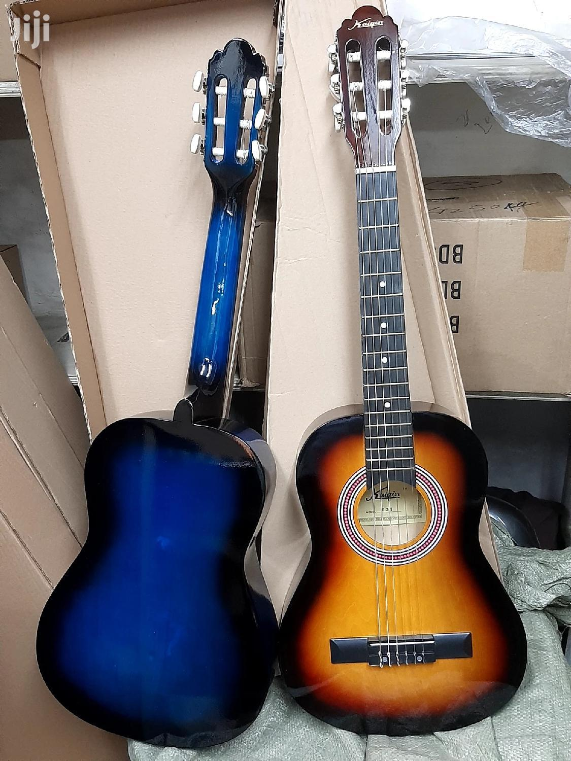 34 Inches Spanish Classical Acoustic Box Guitar   Musical Instruments & Gear for sale in Nairobi Central, Nairobi, Kenya