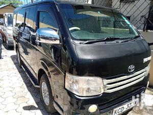 Toyota Regius Van 2010 Black   Buses & Microbuses for sale in Mombasa, Mvita
