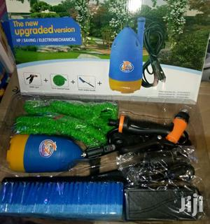 Portable Car Wash Pump Machine With Electric Brush | Garden for sale in Nairobi, Nairobi Central