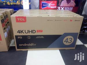 """TCL 43"""" 43P725 Ipq-Led 4k UHD Android Frameless Edges.   TV & DVD Equipment for sale in Nairobi, Nairobi Central"""