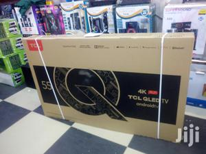 """TCL 55C815 Q-Led Uhd 4K Android Hdr Tv 55""""   TV & DVD Equipment for sale in Nairobi, Nairobi Central"""