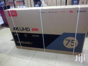 TCL 75P715 Q-led UHD 4k Android HDR Tv 75inch | TV & DVD Equipment for sale in Nairobi, Nairobi Central