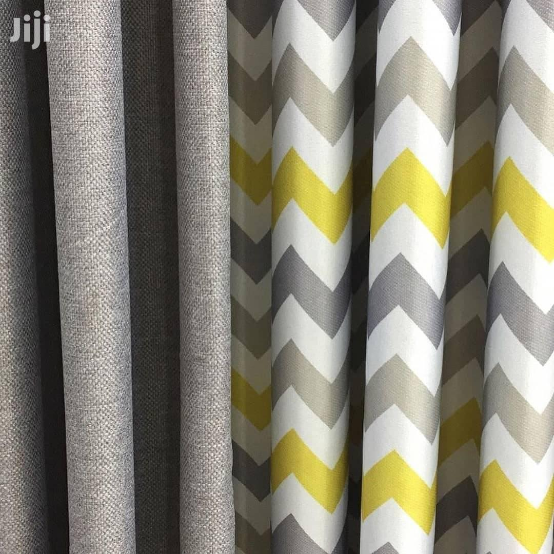 Printed Curtains   Home Accessories for sale in Nairobi Central, Nairobi, Kenya