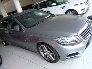 Mercedes-Benz S-Class 2014 Gray | Cars for sale in Mombasa, Nyali