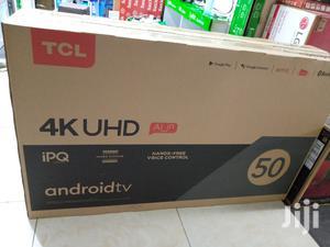 TCL 50 Inch Smart 4K Uhd Android TV Frameless 2020 Model, 50P715 | TV & DVD Equipment for sale in Nairobi, Nairobi Central