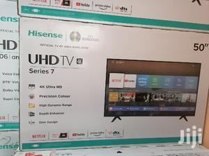 Hisense Smart Uhd 4k Led TV 50 Inch   TV & DVD Equipment for sale in Nairobi, Nairobi Central