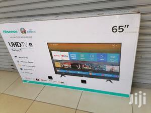 Brand New 65 Inch Hisense Smart Uhd 4k Led TV   TV & DVD Equipment for sale in Nairobi, Nairobi Central