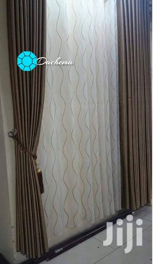 Brown Linen Curtains and Sheers | Home Accessories for sale in Nairobi, Nairobi Central