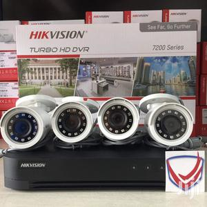Hikvision TURBO HD 8 Channel DVR Machine Metallic Casing   Security & Surveillance for sale in Nairobi, Nairobi Central