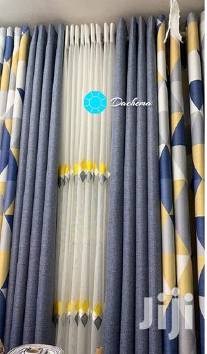 Blue Double Sided Curtain | Home Accessories for sale in Nairobi, Nairobi Central