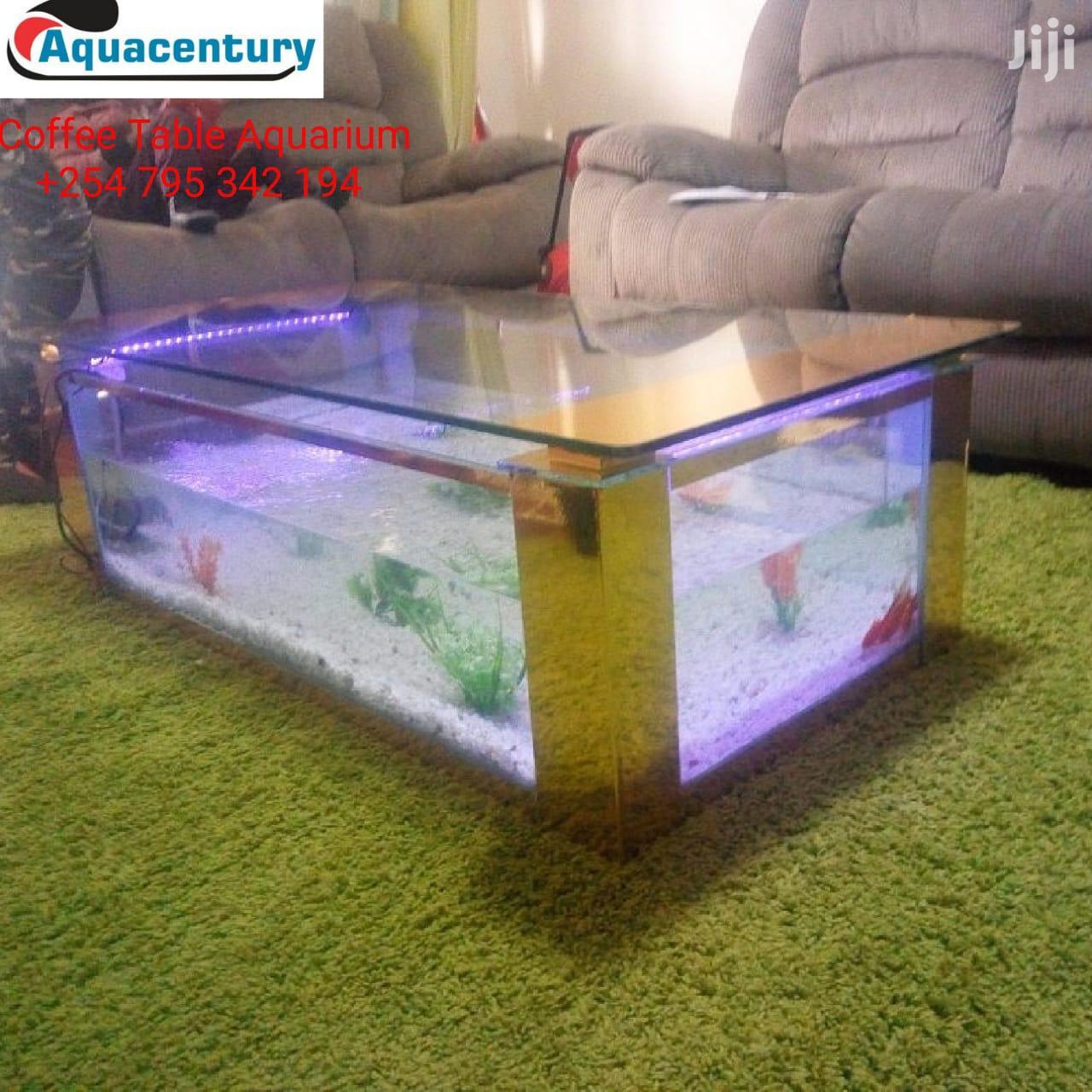 Coffee Table Aquarium   Fish for sale in Kasarani, Nairobi, Kenya