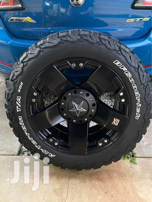 285/55r20 Bf Goodrich Tyres Is Made in USA | Vehicle Parts & Accessories for sale in Nairobi, Nairobi Central